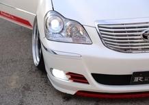 トヨタ クラウンマジェスタ4.3 Cタイプ REFFECTデモカー (パールホワイト)のサムネイル