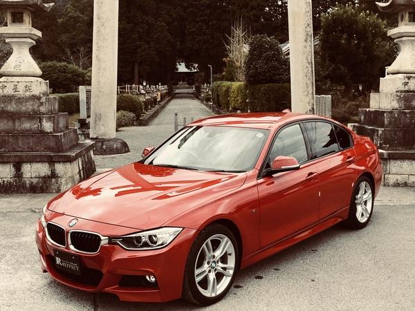 BMW BMW 320d Mスポーツ エアロ アルミ 希少車